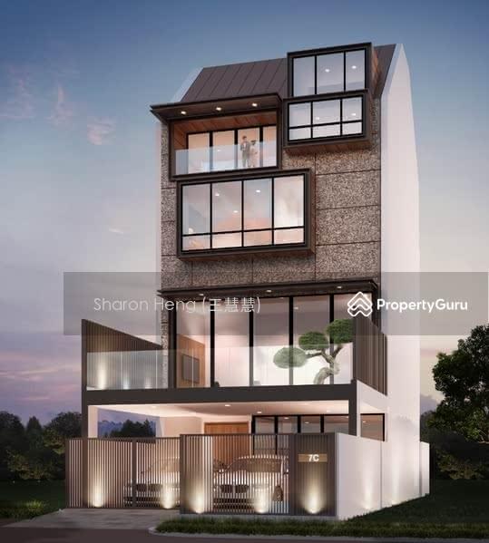 Brand New Inter-Terrace at Figaro St, Cul de sac, Park View. (Call Sharon Heng 8188 3233 now!) #128500687