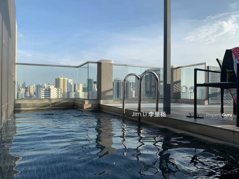 Rare 1 Bedroom Duplex Penthouse with Private Pool #128522325