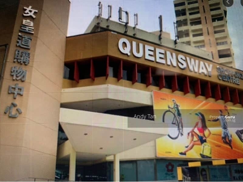 Queensway Shopping Centre #128567529