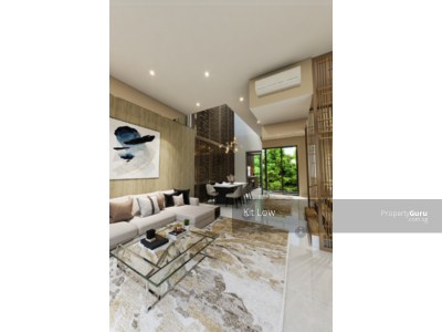 For Sale - Modern Luxury Concept Strata House with Full Condo Facilities