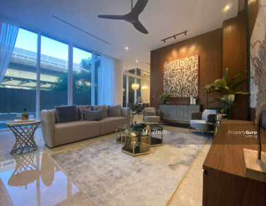 For Sale - Brand New Luxury 3. 5 Storey Detached House Near MRT