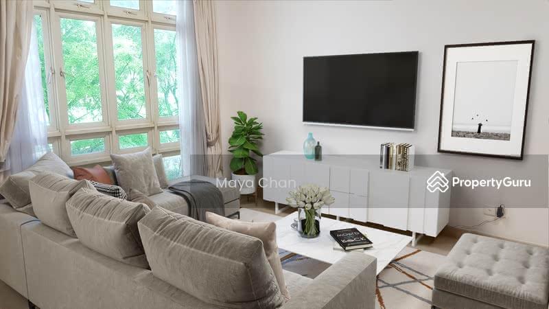 Living Room, Greenery cum work area
