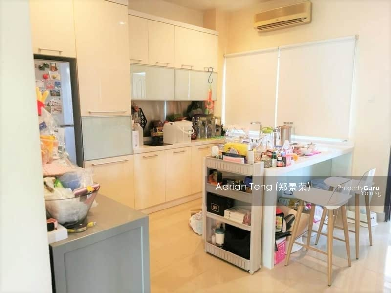 Corner, serangoon terrace, can park up to 6 cars! Full privacy #128664771