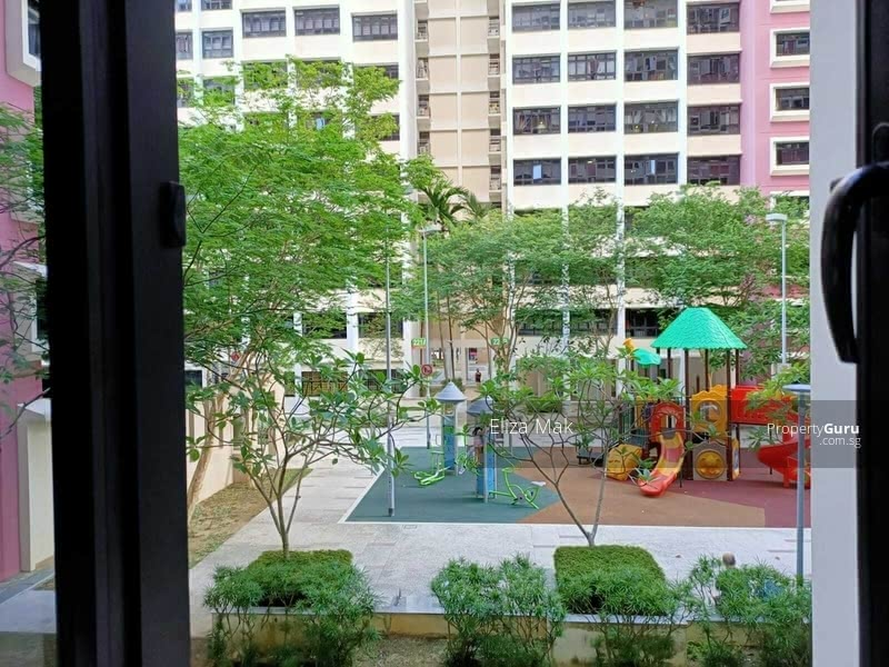Beautiful Playground filled with Greenery, Full of lives & laughter