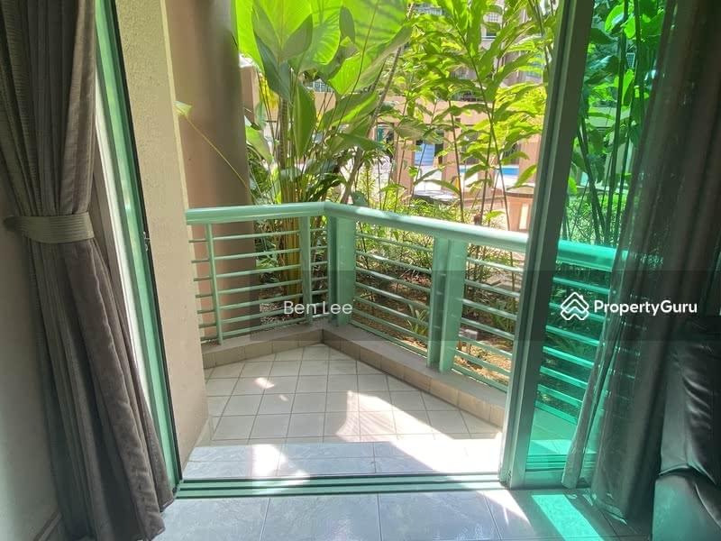 living hall patio balcony