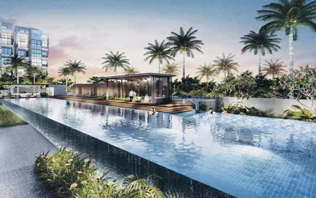 Jade Residences #128790225