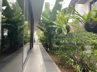 For Sale - Brand New! 2sty SemiD house for 2sty Lover, within 1km to MGSP @ Binjai Vicinity