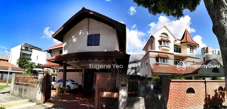 Freehold Corner Detached House - Upper Serangoon road , Jalan Lye Kwee #128830219