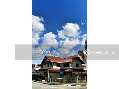 For Sale - Freehold Corner Detached House - Upper Serangoon road , Jalan Lye Kwee