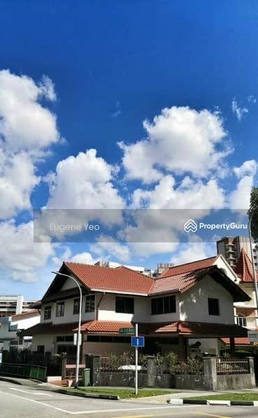 Freehold Corner Detached House - Upper Serangoon road , Jalan Lye Kwee #128830221