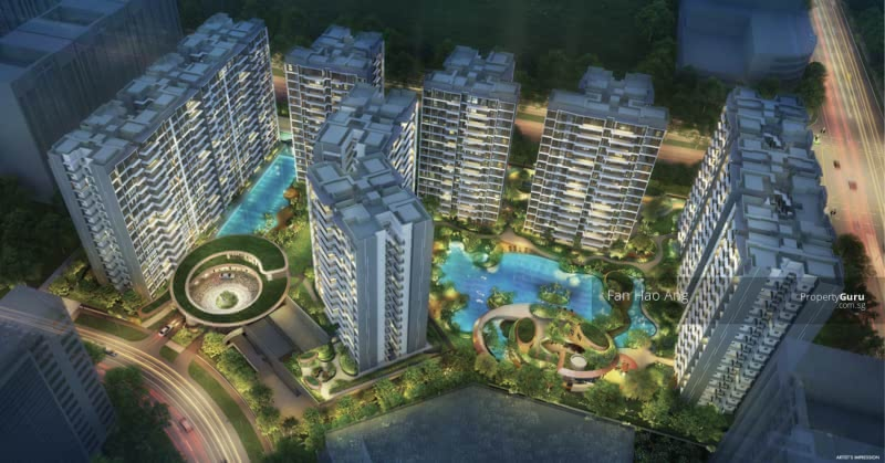 Parc Central Residence #128864679