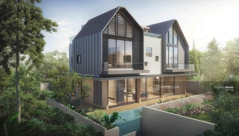 Brand New Designer Villa Home #128870539