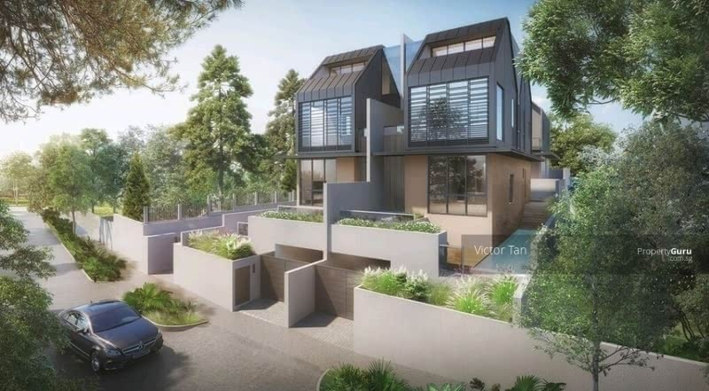 MUST sell Brand new freehold designer villas #128872141