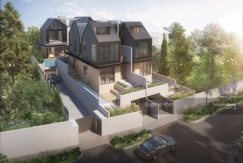 MUST sell Brand new freehold designer villas #128872509