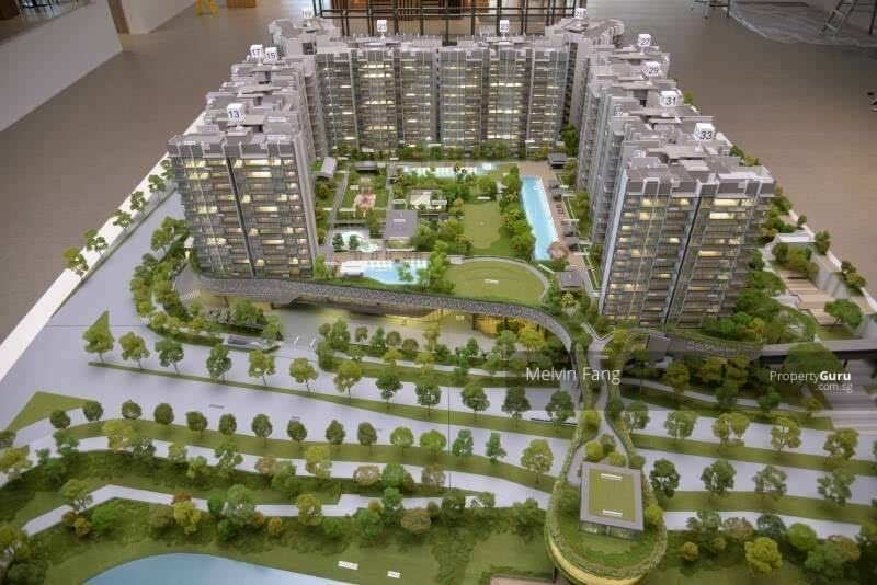 The Woodleigh Residences #128879067