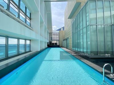 For Sale - MBS View SUPER PENTHOUSE 25m Rooftop Pool 11, 012 sqft Marina Bay Orchard Sentosa