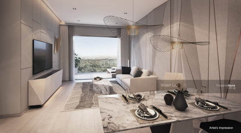 The Woodleigh Residences #128879871