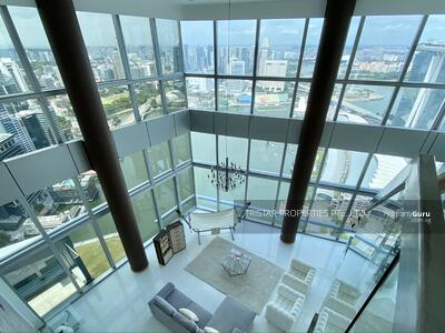 For Sale - MBS View SKY VILLA GCB BUNGALOW 28, 258 sqft 25m Rooftop Pool 24 Bedrooms Marina Bay Orchard Sentosa