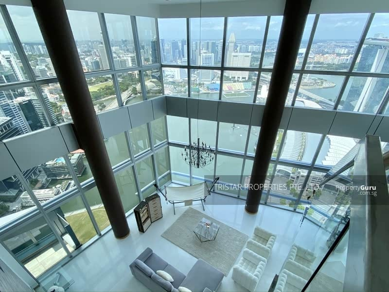 MBS View SKY VILLA GCB BUNGALOW 28,258 sqft 25m Rooftop Pool 24 Bedrooms Marina Bay Orchard Sentosa #128881385