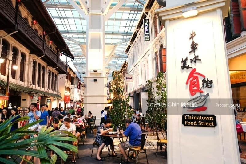 ☎️ 少有!具有突出正面的廉价牛车水餐饮店屋 ❤️ CHEAP F&B Shophouse with Rare Prominent Frontage in Chinatown. Must See! #128887255