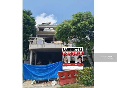 For Sale - ⭐⭐Landed7772@Brand New Terrace at Opera Estate