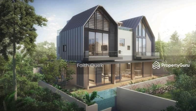 MUST sell Brand new freehold designer villas #128910187