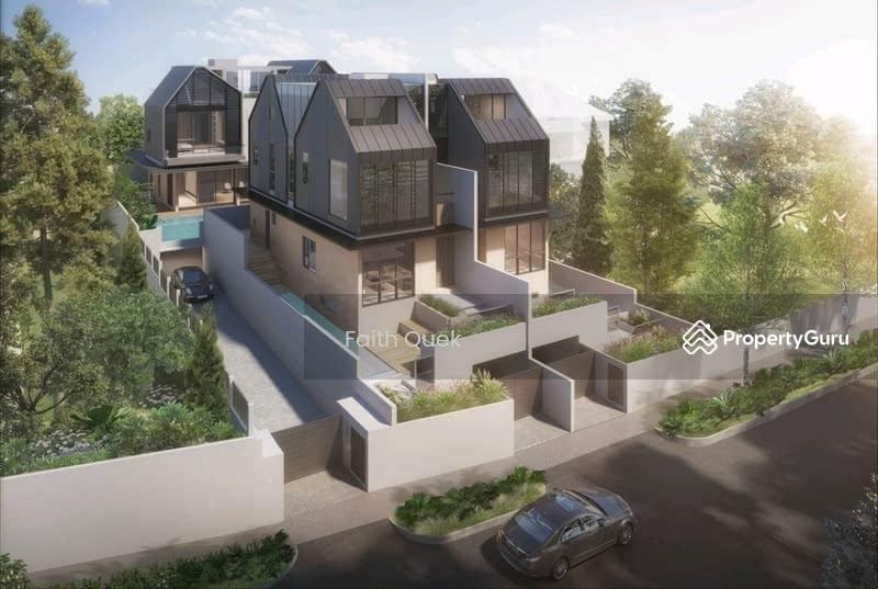 MUST sell Brand new freehold designer villas #128910195