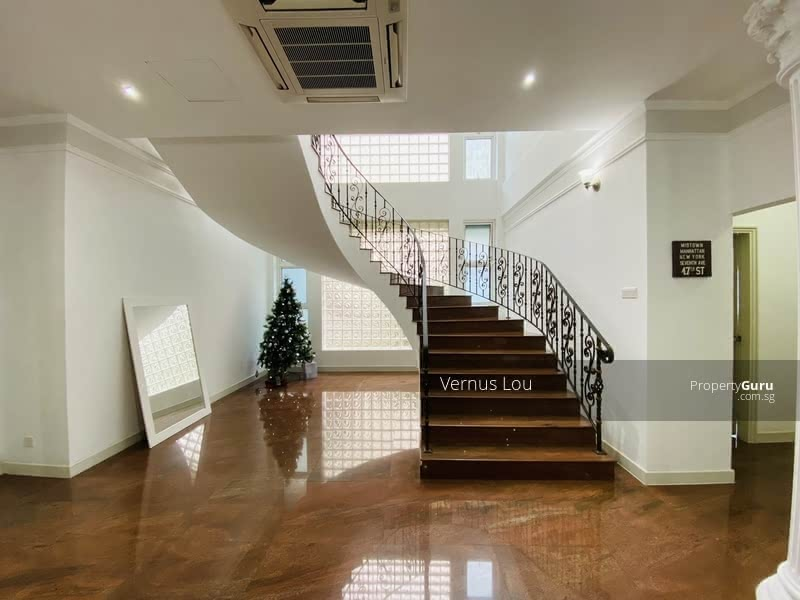 Large Detached with Pool at Serangoon Garden #128919095