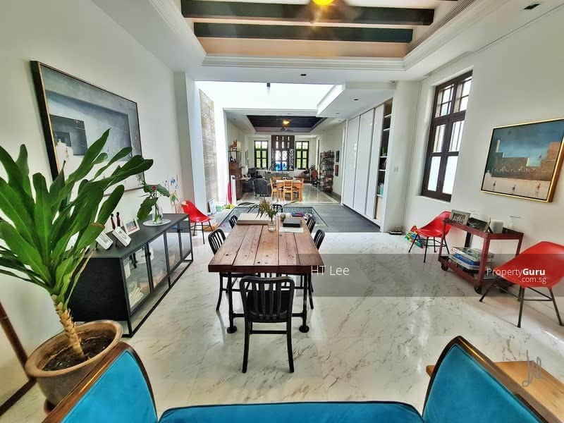 Ritz-Carlton comes to SG Conservation TownHouse!Wow!Private Patio!So Much Natural Light!!Details !!! #128932973