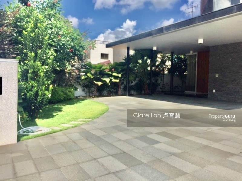 Modern Bungalow Opposite to the Botanical Gardens for rent #128998757