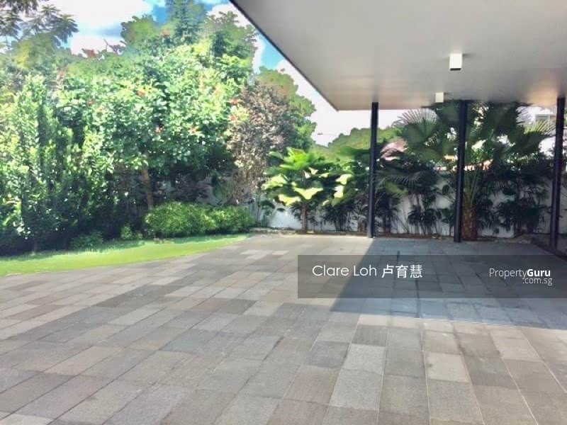 Modern Bungalow Opposite to the Botanical Gardens for rent #128998759