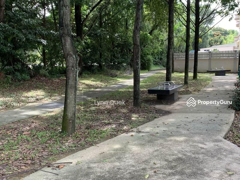 Nearby park across the house
