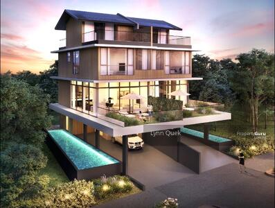 For Sale - One Sold. Brand New Semi-Detached House@Kembangan Estate