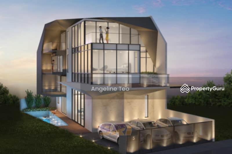 ♛ Futuristic Modern Semi-D ♛ Lengkok Merak #129099955