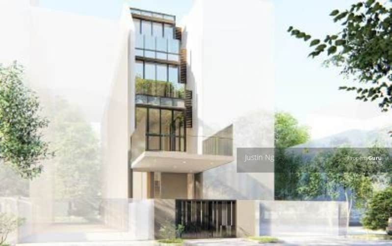 **Brand New 3.5 Storey Terrace with Lift** #129177079