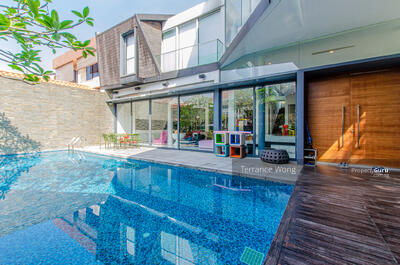 For Sale - JEWEL OF BINCHANG! Trifeca of landed luxe, MRT and amenities