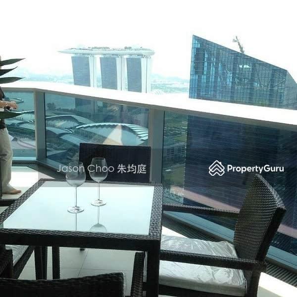 Marina Bay Suites #129195127