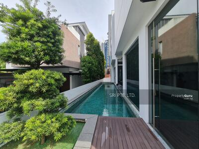 For Rent - Bungalow off Orchard Road 乌节路旁的洋房