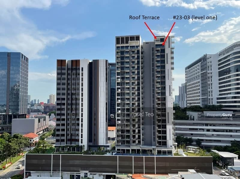 For Sale - Uptown @ Farrer