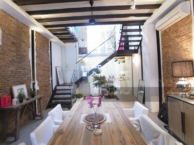 For Rent - Blair Road Brick Loft! Conserved 2000sf 2 Bed
