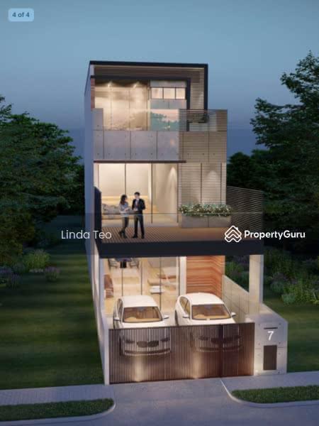 ⭐⭐LANDED7772 @ Sembawang Hills Estate #129261287