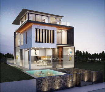 For Sale - Elegant Contemporary Brand New Semi detached House  at ONE TREEHILL  locale
