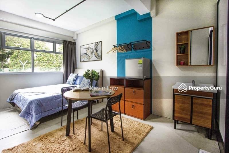 Master Bedroom in Co-living Serviced Apartment Near Botanic Gardens MRT Station #129278583