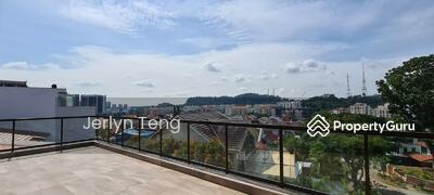 For Sale - ⭐️⭐️Landed7772 @ Jalan Dermawan Luxury Semi Detached Bukit Timah View
