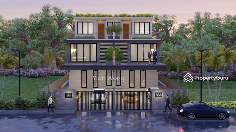⭐️ Brand New Semi-D ⭐️ Serangoon Gardens Burghley Drive ⭐️ By Property Giant #129327693