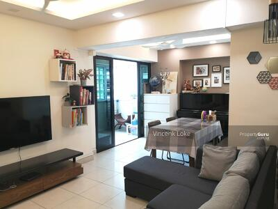 For Rent - 297A Compassvale Street