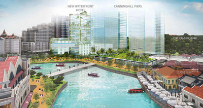 For Sale - CANNINGHILL PIERS ★ New Launch @ former Liang Court ★ Integrated Development ★