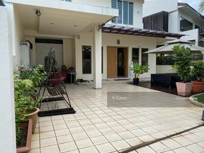 For Rent - RARELY AVAILABLE, Semi-Detach at Braddell Heights Estate (off NEX Mall) Near Int'l Schools