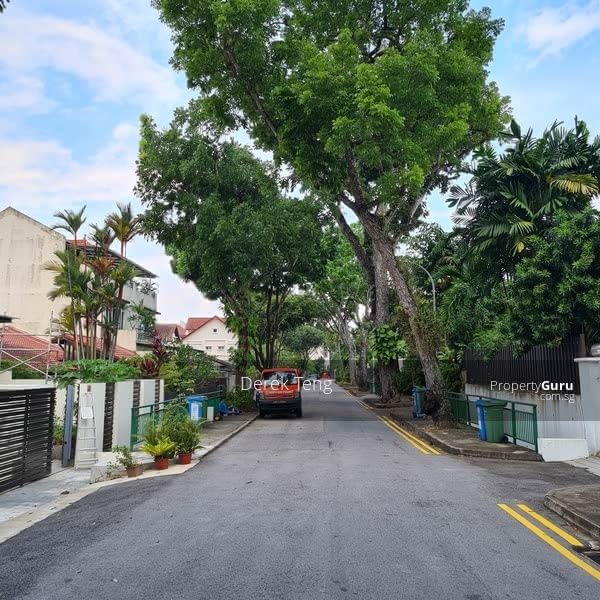 Rare Detached Land Perfect for Rebuild Bukit Timah Holland #129450955