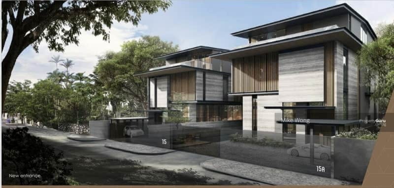Last call Brand New Bungalow with pool & lift near MRT #130005553